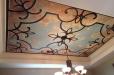 Ceiling-Dinning-room-Mural