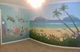 Hawaii beach and Underwater