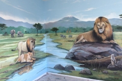 Lindiyo- The Lion Goat