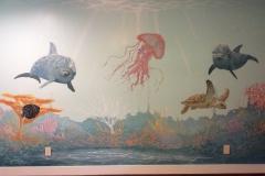 Underwater Girls room