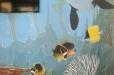 Underwater Mural. The Goddard School in League City, TX