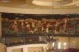 Restaurant mural Vintage Park location