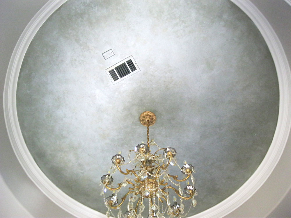 Faux finish murals dream walls custom murals houston for Decorative ceilings