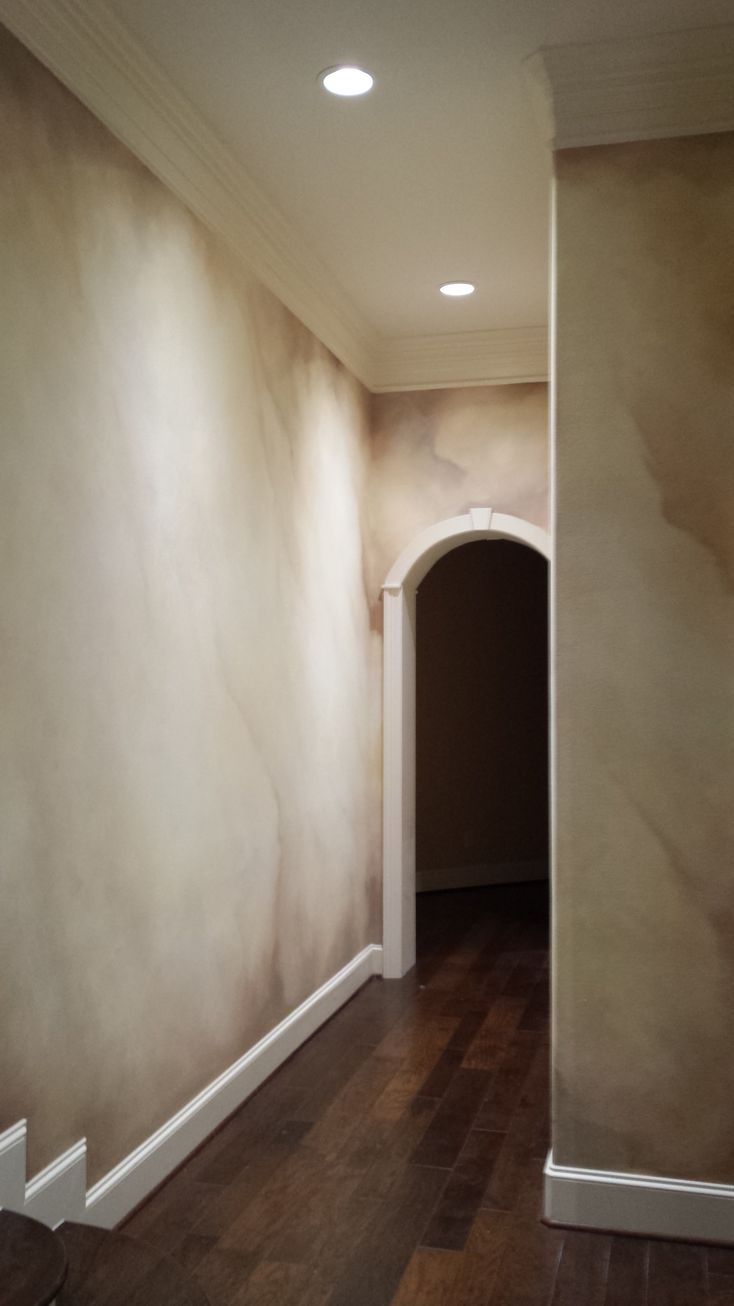 Old Wall Effect Decorative Finish
