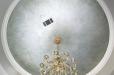 Faux finish. Decorative ceiling 2