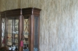 Faux finish dinning room, texture