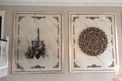 marble-faux-niche