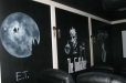 Theater Room Mural