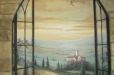 Tuscany Niche Mural
