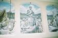 Faux Niche mural. Roman sculpture