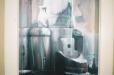 Niche mural. Roman fountain