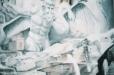 Mural, Roman Fountain detail