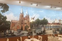 Vietnamese Restaurant-Mural