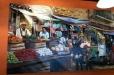 Don Ramon Restaurant. Acrylic painting on canvas. Part I