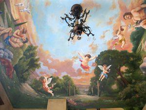 Mural-Mythological-theme1
