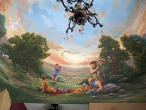 Mural-Mythological-theme2