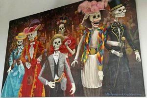 Restaurant Ambriza - Dia de los Muertos