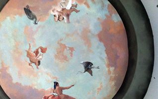 Ceiling Murals & Paintings