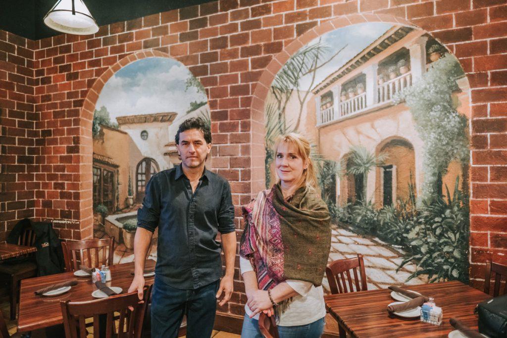 Alfredo and Vera Montenegro (Dreamwalls). Cypress Lifestyle Magazine